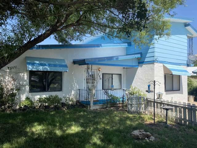 316 Alamo St, Las Vegas, NM 87701 (MLS #202104140) :: Berkshire Hathaway HomeServices Santa Fe Real Estate