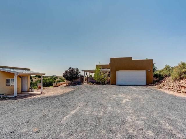 10 S Pinon, Santa Fe, NM 87508 (MLS #202104161) :: Berkshire Hathaway HomeServices Santa Fe Real Estate