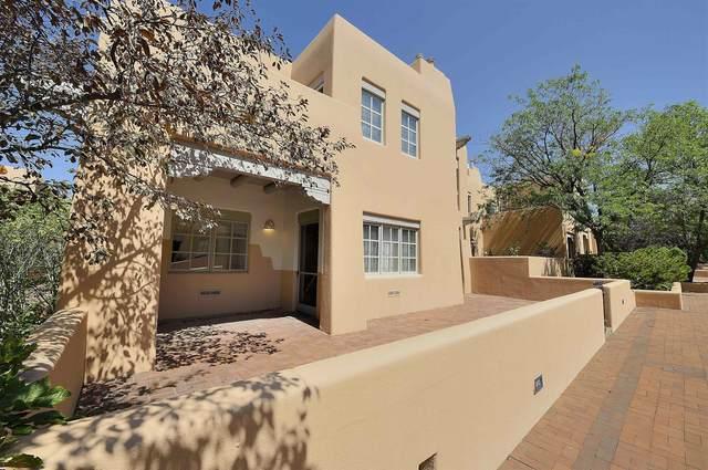 3101 Old Pecos Trail Unit 112, Santa Fe, NM 87505 (MLS #202104167) :: Neil Lyon Group | Sotheby's International Realty