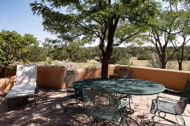 2 Aula, Santa Fe, NM 87508 (MLS #202104171) :: Neil Lyon Group | Sotheby's International Realty
