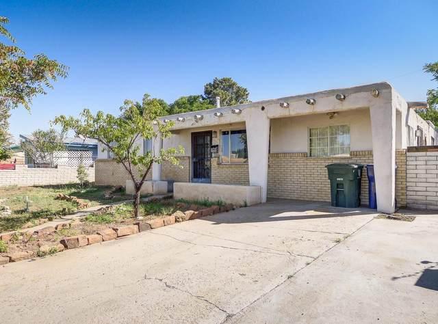 1011 Calle La Resolana, Santa Fe, NM 87507 (MLS #202104187) :: Neil Lyon Group | Sotheby's International Realty