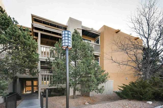 941 Calle Mejia #617, Santa Fe, NM 87501 (MLS #202104189) :: Neil Lyon Group | Sotheby's International Realty