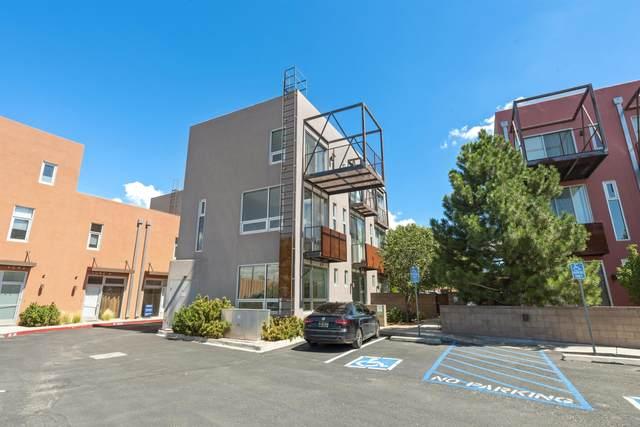 1344 Pacheco A, Santa Fe, NM 87505 (MLS #202104195) :: Neil Lyon Group | Sotheby's International Realty