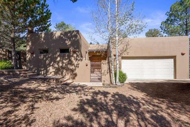 1437 Tesuque Creek, Santa Fe, NM 87501 (MLS #202104196) :: The Very Best of Santa Fe