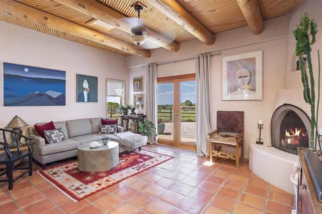 18 Aventura Rd., Santa Fe, NM 87508 (MLS #202104198) :: Neil Lyon Group | Sotheby's International Realty