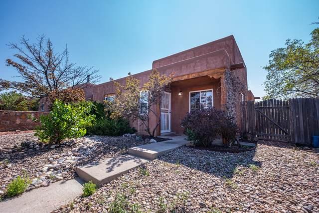 6344 Jaguar, Santa Fe, NM 87507 (MLS #202104207) :: Neil Lyon Group | Sotheby's International Realty