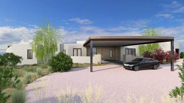 17 Hacienda Vaquero, Santa Fe, NM 87506 (MLS #202104213) :: Neil Lyon Group | Sotheby's International Realty