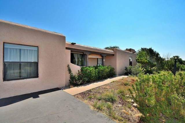 12 Verano Loop, Santa Fe, NM 87508 (MLS #202104214) :: Neil Lyon Group | Sotheby's International Realty