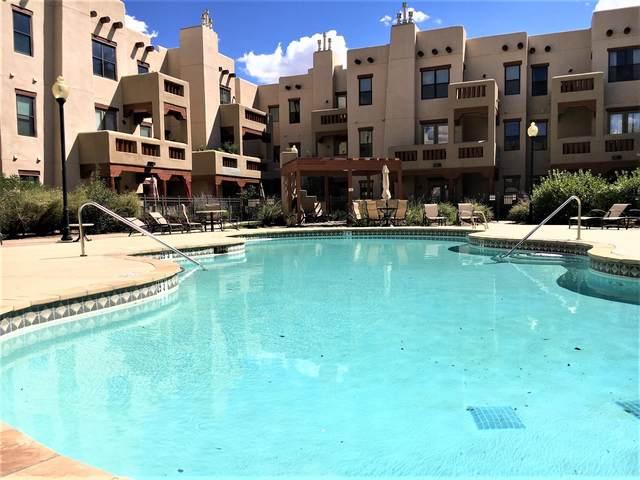 1405 Vegas Verdes #244, Santa Fe, NM 87507 (MLS #202104220) :: Neil Lyon Group | Sotheby's International Realty