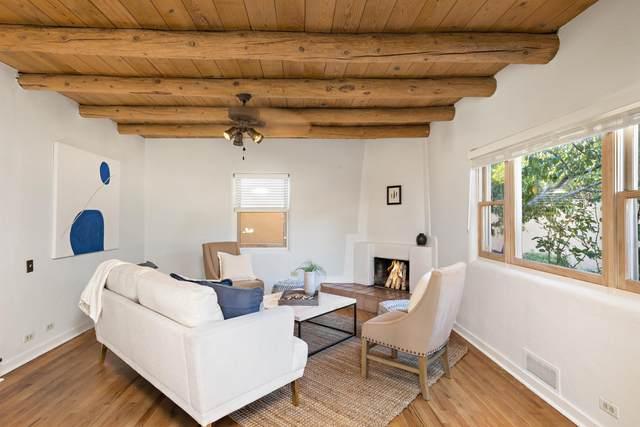 610 Rio Grande Avenue & 605 Griffin, Santa Fe, NM 87501 (MLS #202104225) :: Berkshire Hathaway HomeServices Santa Fe Real Estate