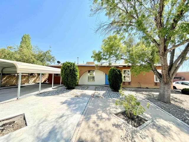 2534 Camino Espuela, Santa Fe, NM 87505 (MLS #202104226) :: Berkshire Hathaway HomeServices Santa Fe Real Estate