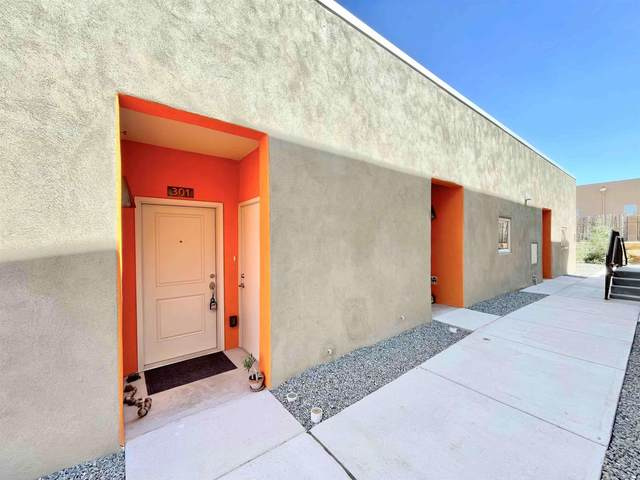 1113 Paseo Corazon #301, Santa Fe, NM 87507 (MLS #202104227) :: Berkshire Hathaway HomeServices Santa Fe Real Estate