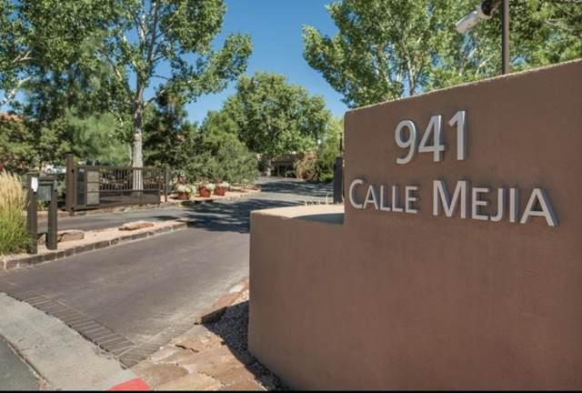 941 Calle Mejia #1611, Santa Fe, NM 87501 (MLS #202104239) :: Summit Group Real Estate Professionals
