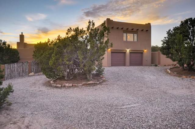 332 Tano Road, Santa Fe, NM 87506 (MLS #202104243) :: Neil Lyon Group | Sotheby's International Realty