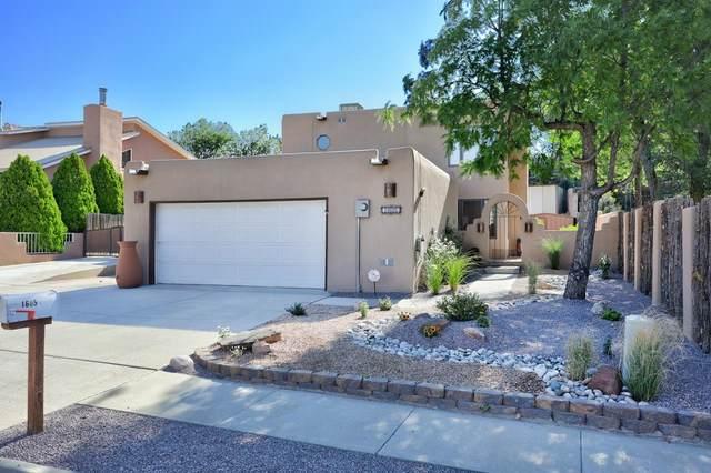 1605 Camino La Canada, Santa Fe, NM 87501 (MLS #202104250) :: Neil Lyon Group | Sotheby's International Realty