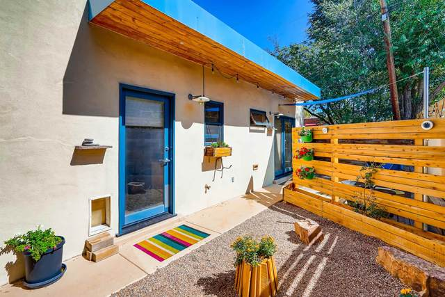 1528 B Taos, Santa Fe, NM 87505 (MLS #202104255) :: Berkshire Hathaway HomeServices Santa Fe Real Estate