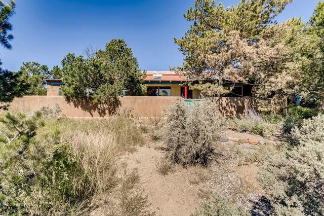 6 Frasco Place, Santa Fe, NM 87508 (MLS #202104256) :: Neil Lyon Group | Sotheby's International Realty