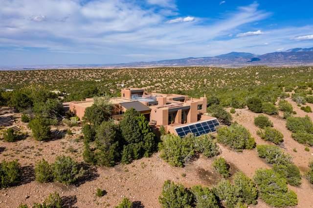 60C Estrada Maya, Santa Fe, NM 87506 (MLS #202104257) :: Neil Lyon Group | Sotheby's International Realty