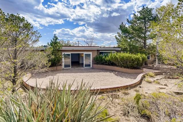 101 Calle Royale, Santa Fe, NM 87505 (MLS #202104259) :: Summit Group Real Estate Professionals