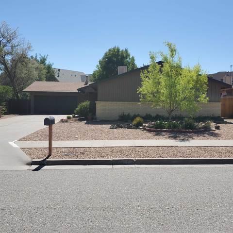 419 Ridgecrest Ave, Los Alamos, NM 87544 (MLS #202104264) :: Neil Lyon Group | Sotheby's International Realty