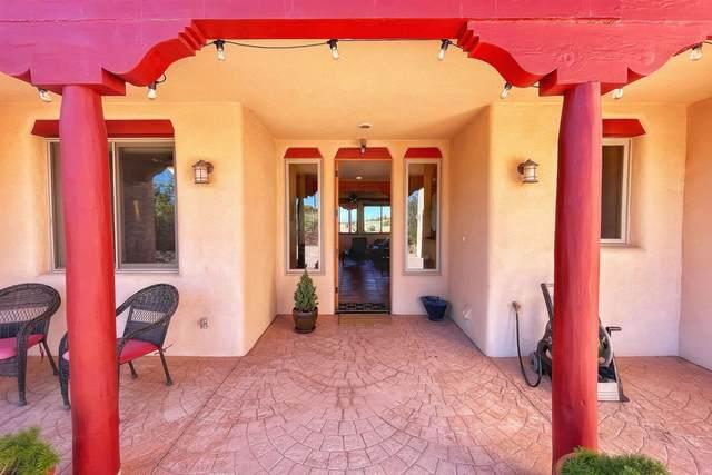 39 Calle Cal, Santa Fe, NM 87508 (MLS #202104266) :: Neil Lyon Group | Sotheby's International Realty