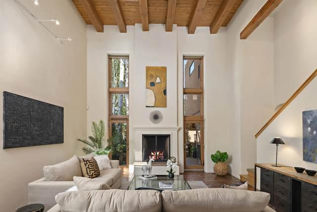 1220 La Rambla, Santa Fe, NM 87505 (MLS #202104268) :: Stephanie Hamilton Real Estate