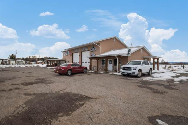 17408 Sr 64/84, Tierra Amarilla, NM 87575 (MLS #202104269) :: Berkshire Hathaway HomeServices Santa Fe Real Estate
