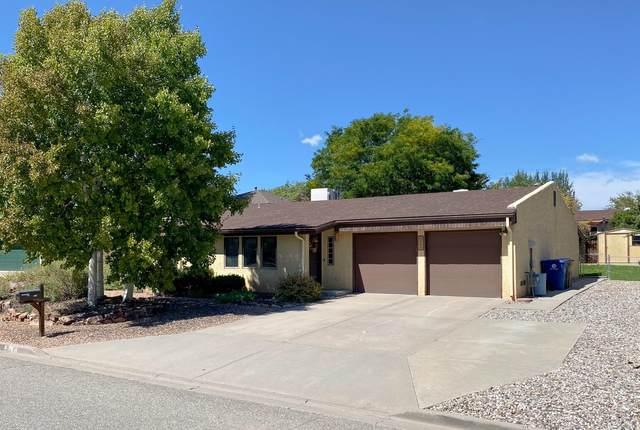 514 Ridgecrest Ave, Los Alamos, NM 87547 (MLS #202104276) :: Neil Lyon Group | Sotheby's International Realty