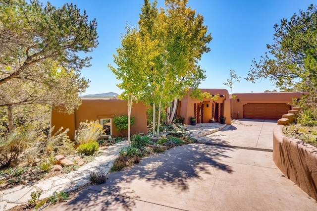 791 Paseo De Florencio, Santa Fe, NM 87501 (MLS #202104280) :: Neil Lyon Group | Sotheby's International Realty