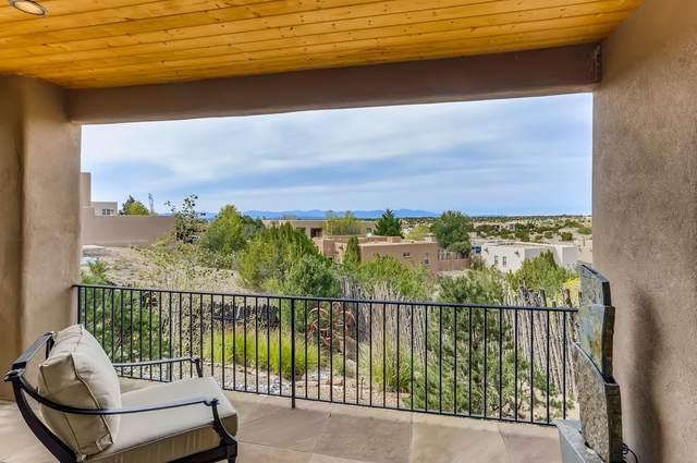 58 Avenida Frijoles, Santa Fe, NM 87507 (MLS #202104282) :: Neil Lyon Group | Sotheby's International Realty