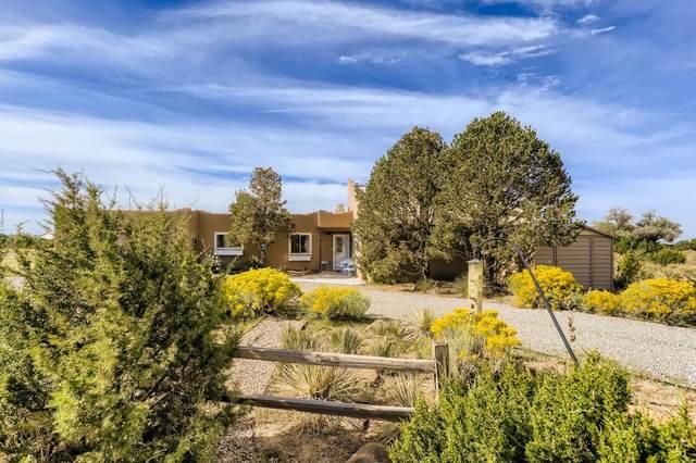 59 Moya Road, Santa Fe, NM 87508 (MLS #202104284) :: Neil Lyon Group | Sotheby's International Realty