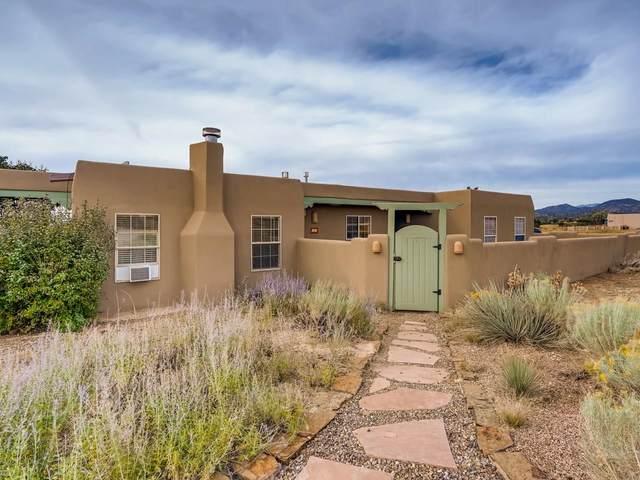 14 Descanso, Santa Fe, NM 87508 (MLS #202104285) :: Neil Lyon Group | Sotheby's International Realty