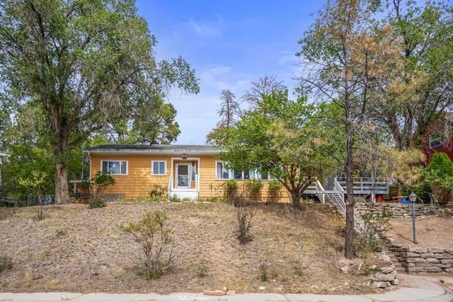 3112 Villa St, Los Alamos, NM 87544 (MLS #202104289) :: Neil Lyon Group | Sotheby's International Realty