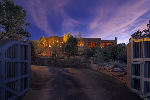 79 Lomas De Tesuque, Santa Fe, NM 87506 (MLS #202104290) :: Neil Lyon Group | Sotheby's International Realty