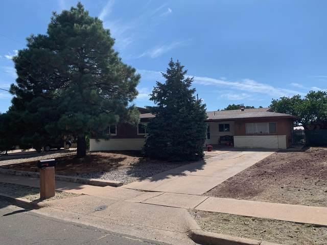 2852 Calle Princesa Juana, Santa Fe, NM 87507 (MLS #202104298) :: Berkshire Hathaway HomeServices Santa Fe Real Estate