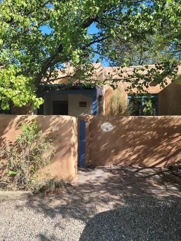 624 Galisteo #26, Santa Fe, NM 87505 (MLS #202104300) :: Berkshire Hathaway HomeServices Santa Fe Real Estate