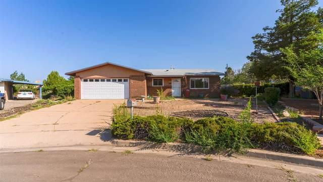 2301 Callejon Hermosa, Santa Fe, NM 87505 (MLS #202104302) :: Berkshire Hathaway HomeServices Santa Fe Real Estate