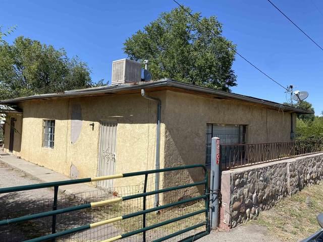 18107 Us 84-285, Santa Fe, NM 87506 (MLS #202104304) :: Neil Lyon Group | Sotheby's International Realty