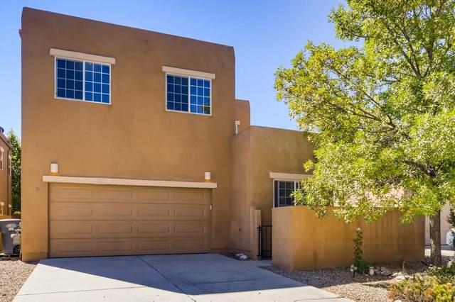 26 Sunset Canyon Lane, Santa Fe, NM 87508 (MLS #202104312) :: Summit Group Real Estate Professionals