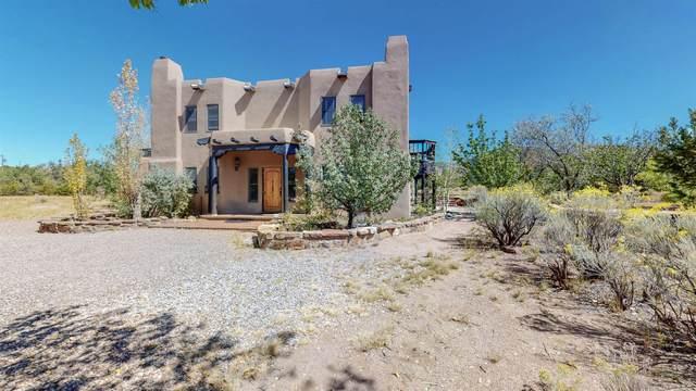 1812 Cristobal Lane, Santa Fe, NM 87505 (MLS #202104313) :: Neil Lyon Group | Sotheby's International Realty