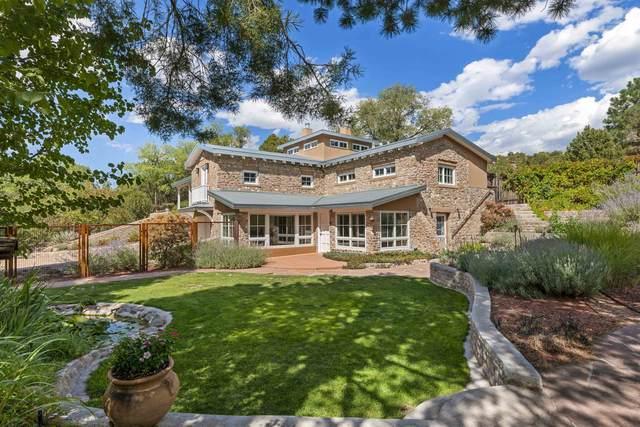 182 Tesuque Village Road, Santa Fe, NM 87506 (MLS #202104317) :: Neil Lyon Group | Sotheby's International Realty