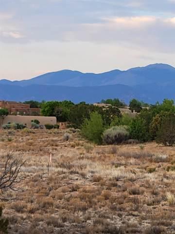 133 Paseo Aragon, Santa Fe, NM 87506 (MLS #202104320) :: Neil Lyon Group | Sotheby's International Realty