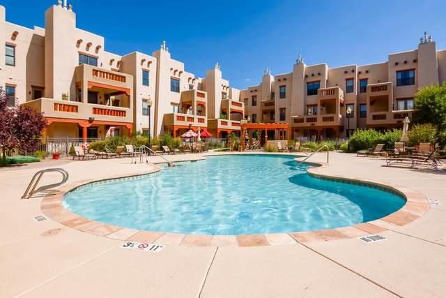 1405 Vegas Verdes #216, Santa Fe, NM 87507 (MLS #202104322) :: Berkshire Hathaway HomeServices Santa Fe Real Estate