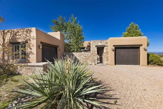 22 Paseo Las Terrazas, Santa Fe, NM 87506 (MLS #202104339) :: Berkshire Hathaway HomeServices Santa Fe Real Estate