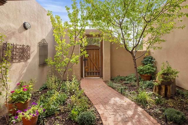 64 Camerada Loop, Santa Fe, NM 87508 (MLS #202104356) :: Berkshire Hathaway HomeServices Santa Fe Real Estate