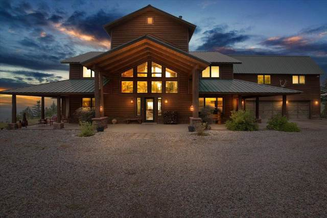 585 H Canyons End Rd, Chama, NM 87520 (MLS #202104362) :: The Very Best of Santa Fe