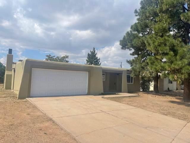 2844 Calle Princesa Juana, Santa Fe, NM 87507 (MLS #202104364) :: Stephanie Hamilton Real Estate