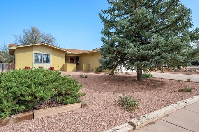 2529 Camino Cabestro, Santa Fe, NM 87505 (MLS #202104370) :: Stephanie Hamilton Real Estate