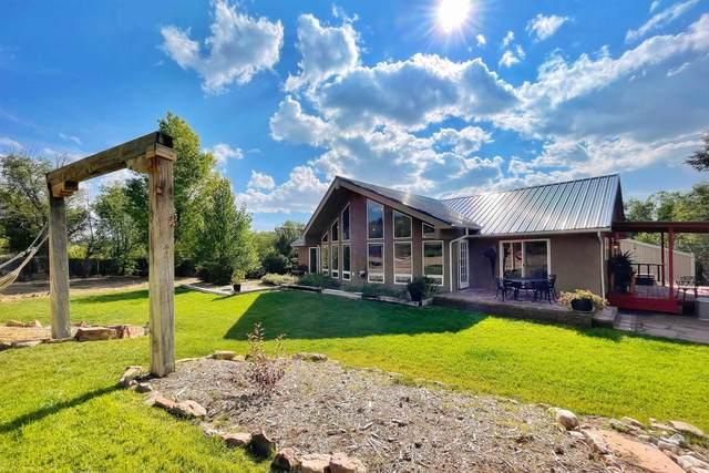 11 Mcgregor Ln, Santa Fe, NM 87506 (MLS #202104387) :: Neil Lyon Group | Sotheby's International Realty