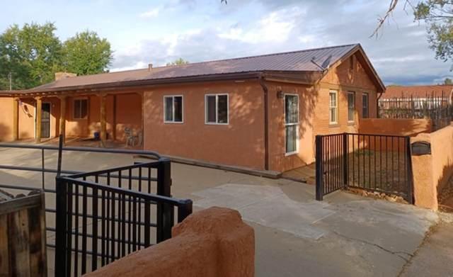 3311 Luna Drive, Las Vegas, NM 87701 (MLS #202104388) :: The Very Best of Santa Fe